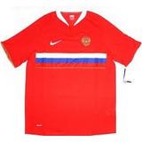 Camisa Russia Nike Euro 2008 Austria Suica Nova ca753c62ae072
