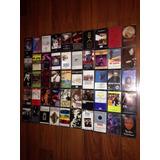 Lote De 50 Cassettes De Rock Clasico