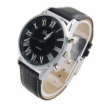 Relógio De Pulso Dalas - Números Romanos - Modelo: Jd-370