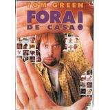 Dvd Fora De Casa - Tom Green - Novo - Original - Lacrado