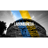 Cuadro Boca Juniors La Bombonera Decoración Unica & Original
