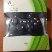 Control Joypad Gamepad Compatible Xbox 360 Y Pc Generico