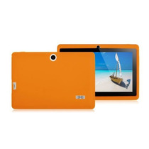 Funda Silicon Tablet 7 Q88 Pulgadas Mayoreo 10 Pesos