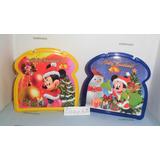 Sandwicheras Mickey - Minnie, Frozen, Peppa Y + De Navidad.