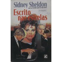 Escrito Nas Estrelas Livro Sidney Sheldon - 14ª. Edição 1995
