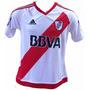 Camiseta River Plate Adidas Titular 2017 Huawei Liquido !