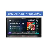 Estereo De Pantalla Pioneer Avh-8750bt Con Bluetooth 7 Pulg