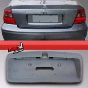 Moldura Placa Vectra 2000 2001 2002 2003 2004 2005 2006