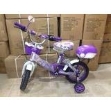 Bicicletas Rin 12 Niño Y Niña Juguete
