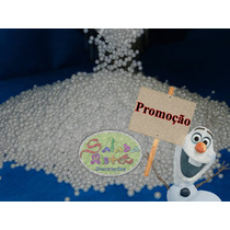 Isopor Bolinha (pérola) Enchimento Puff Artesanato 5 Lts