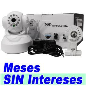 Camara Para Monitoreo Y Grabacion Desde Celular Y Pc Xaris .