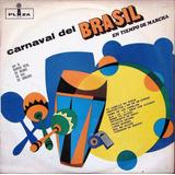 Banda Real De Momo De Rio De Janeiro - Carnaval - Lp Brasil