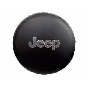 Funda Cubre Llanta Bordado Jeep Ecosport Tracker Liberty