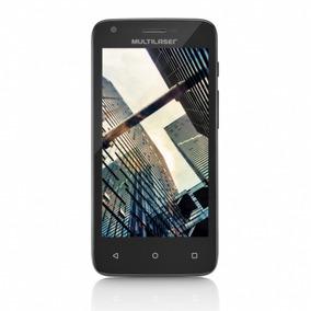 Smartphone 4,5 Polegadas Ms45s Preto Nb234 - Multilaser
