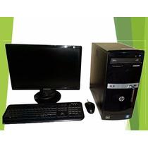 Computadoras De Escritorio Doble Nuc.lcd 19, 4 Gb Ram 320 Dd
