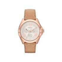 Reloj Fossil Am4532 Color Oro Rosado