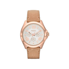Reloj Fossil Am4532 Color Oro Rosado Pm-7119013