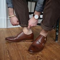 Calcetín Invisible Para Hombre Unitalla Zapatos De Vestir