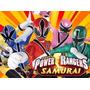 Kit Imprimible Candy Bar Power Rangers Cumples Y Mas