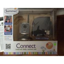 Babá Eletrônica Infantil Connect Summer Baby