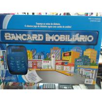 Super Banco Imobiliário Maquina De Cartão De Credito