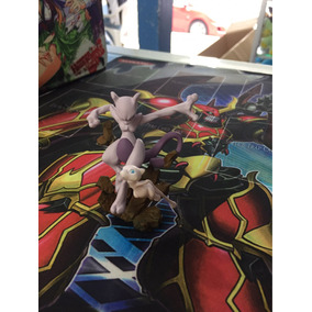 Pokemon Figura Mew And Mewtwo