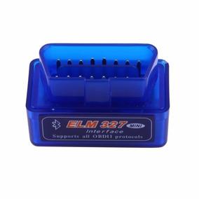 Escáner Automotriz Elm327 Bluetooth Obdii Obd2 V2.1 Nuevo