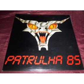 Patrulha 85 ( Pappo Con Banda Brasilera)vinilo Nuevo