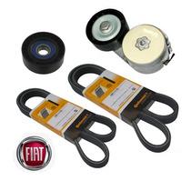 Kit Correia Alternador Fiat Punto 1.4 8v Fire 08/...