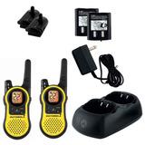 Walkie Talkie Handy Radio Motorola Talkabout Mh230ur