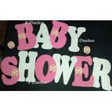 Cartel Guirnalda Nacimiento Baby Shower Goma Eva