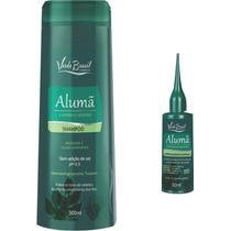 Shampoo + Fortalecedor Tonico Antiqueda Estimula Crescimento
