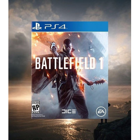 Battlefield 1 Ps4 Psn Envio Digital Sistema 2 Receba Agora