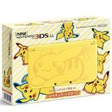 Consola New Nintendo 3ds Xl Pikachu Yellow Editio - Prophone