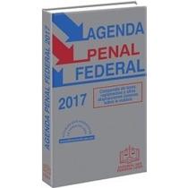 Agenda Penal Federal 2017 Isef