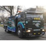 Fiat 619.grua Para Camiones Con Pluma Telescopica. Excelente