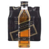 Black Label Whisky Mini 50 Ml 12 Unid