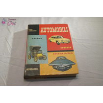 Livro Automobili De Enzo Angelucci 1962 Cchic