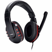 Headset Gamer Leadership Pc/ps3/xbox 360 Usb, Ps2