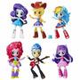Pony Hasbro Equestria Girls Mini Nuevas Sin Blister Cada Una