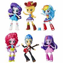 Pony Hasbro Equestria Girls Mini Nuevas Sin Caja Colección 6