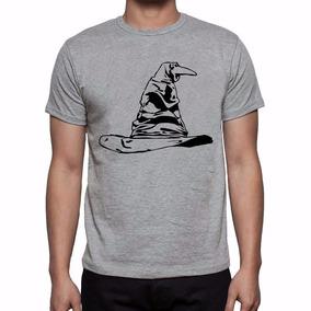 Tecido Com Estampa Harry Potter - Camisas no Mercado Livre Brasil c4c93febf89
