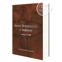 Bíblia Sagrada Católica Trad Cnbb - Novo Testamento E Salmos