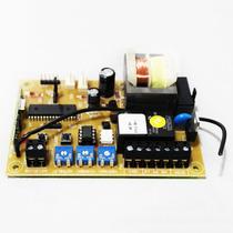 Central Portão Eletrônico G3 + Kit Fim De Curso Seg Garen