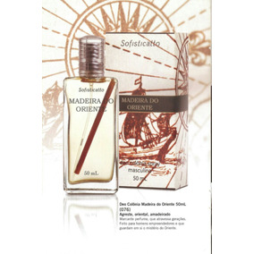 Perfume Madeira Do Oriente