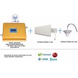 Repetidor Amplif Señal Celular -4 Operadoras Instalacion