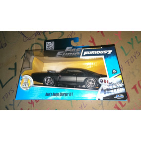 Carro De Rapido Y Furioso Dodge Charger Rt Mate Lyly Toys