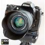 Nikon D300 +battery Grip+lente Nikon 55-200mm Excel. Estado!