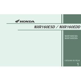 Catalogo De Peças - Honda Nxr Bros 160 - 2015