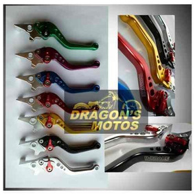 Alavanca Xr200 Regulagem Kit Embreagem E Freio Disco Xr 200